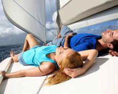 Zdjęcie dla Błogi sen na urlopie - a może spanie na jachcie?