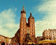 Zdjęcie dla Jak zwiedzać Kraków – oferta wypożyczalni samochodów