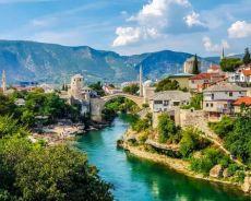 Zdjęcie dla Bośnia i Hercegowina – piękny kraj, który przecina terytorium Chorwacji, a ma zupełnie inne zasady