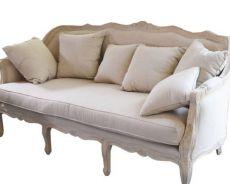 Zdjęcie dla Luksusowa kanapa prowansalska z duszą retro. Ekstra spanie i wypoczywanie gwarantowane!