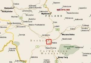 Pod Jednym Dachem-Skawa koło uzdrowiska Rabka Zdrój,do Zakopanego 40 km.-597