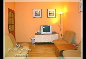 Pokoje, Kwatery w centrum Sopotu-1106