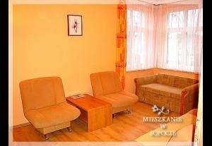 Pokoje, Kwatery w centrum Sopotu-1107