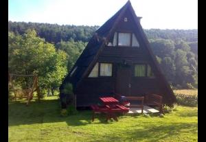 chata-bieszczady -domki i pokoje w zacisznym miejscu Solina-3068
