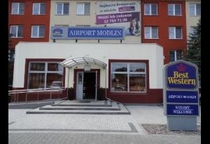 BEST WESTERN Airport Modlin-5651