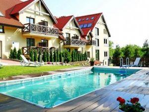 Zdjęcie dla Hotel Santa Monica*** Mikołajki